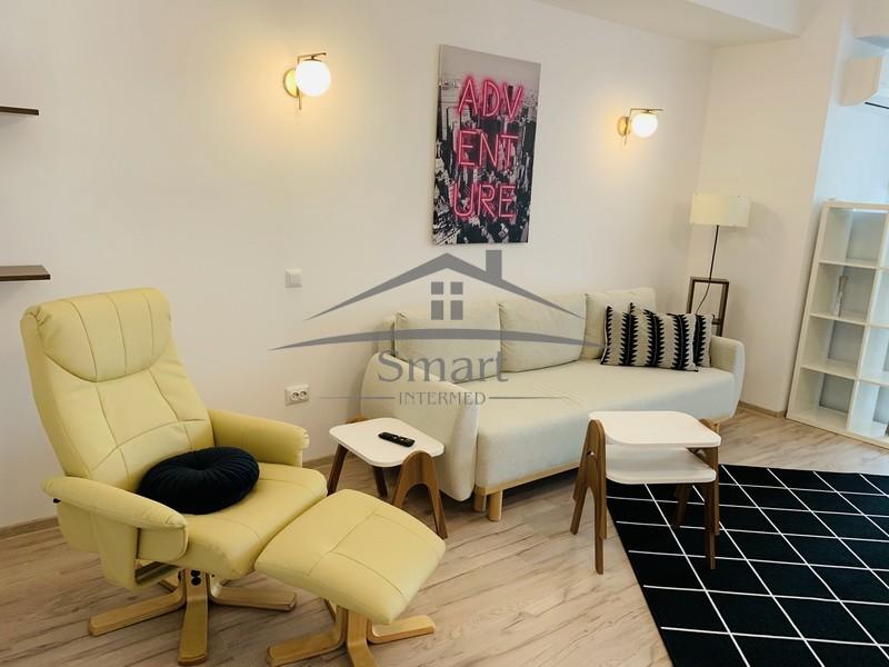 Palas-Lazar Residence, 2 camere, 60mp, totul nou, loc parcare